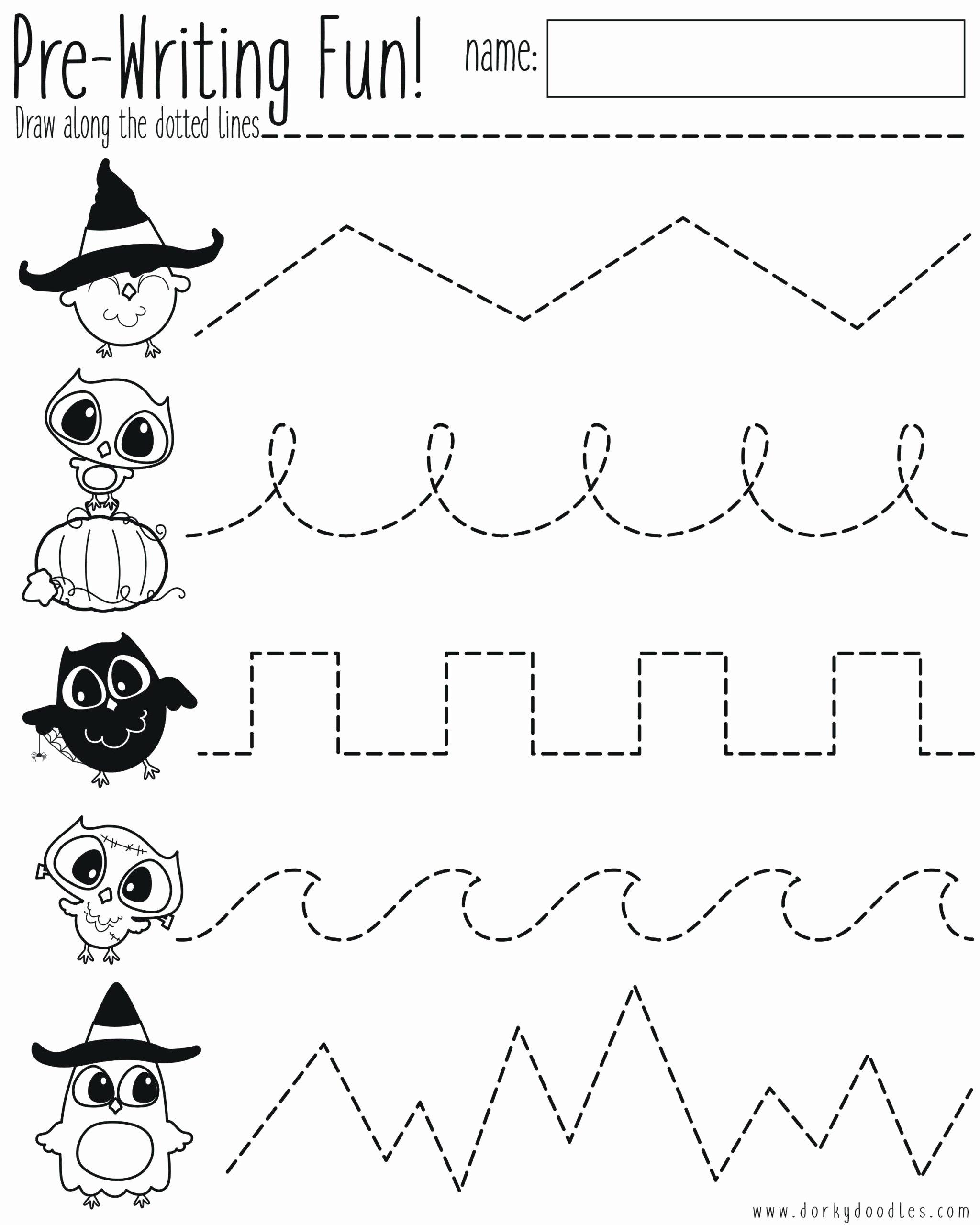 Worksheets for Preschoolers Writing top Math Worksheet 46 Outstanding Printable Writing Worksheets