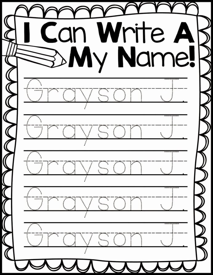 Writing Name Worksheets for Preschoolers Kids Freebie Friday Name Handwriting Practice Kindergarten Names