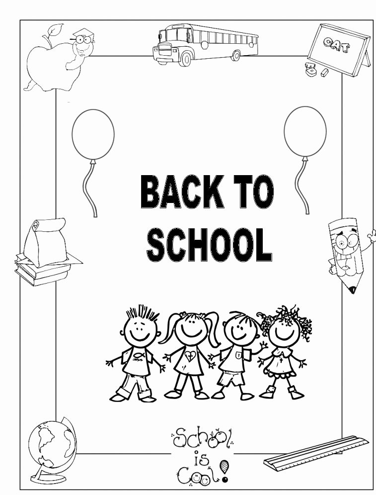 Free Printable Back to School Worksheets for Preschoolers Ideas Free Printable Back to School Worksheet for Preschoolers