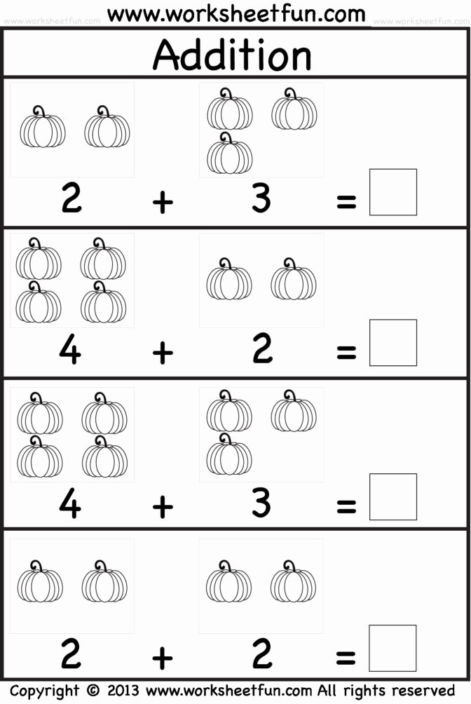Free Printable Worksheets for Preschoolers for Math Kids Math Worksheet Preschool Maths Worksheets Free Printable
