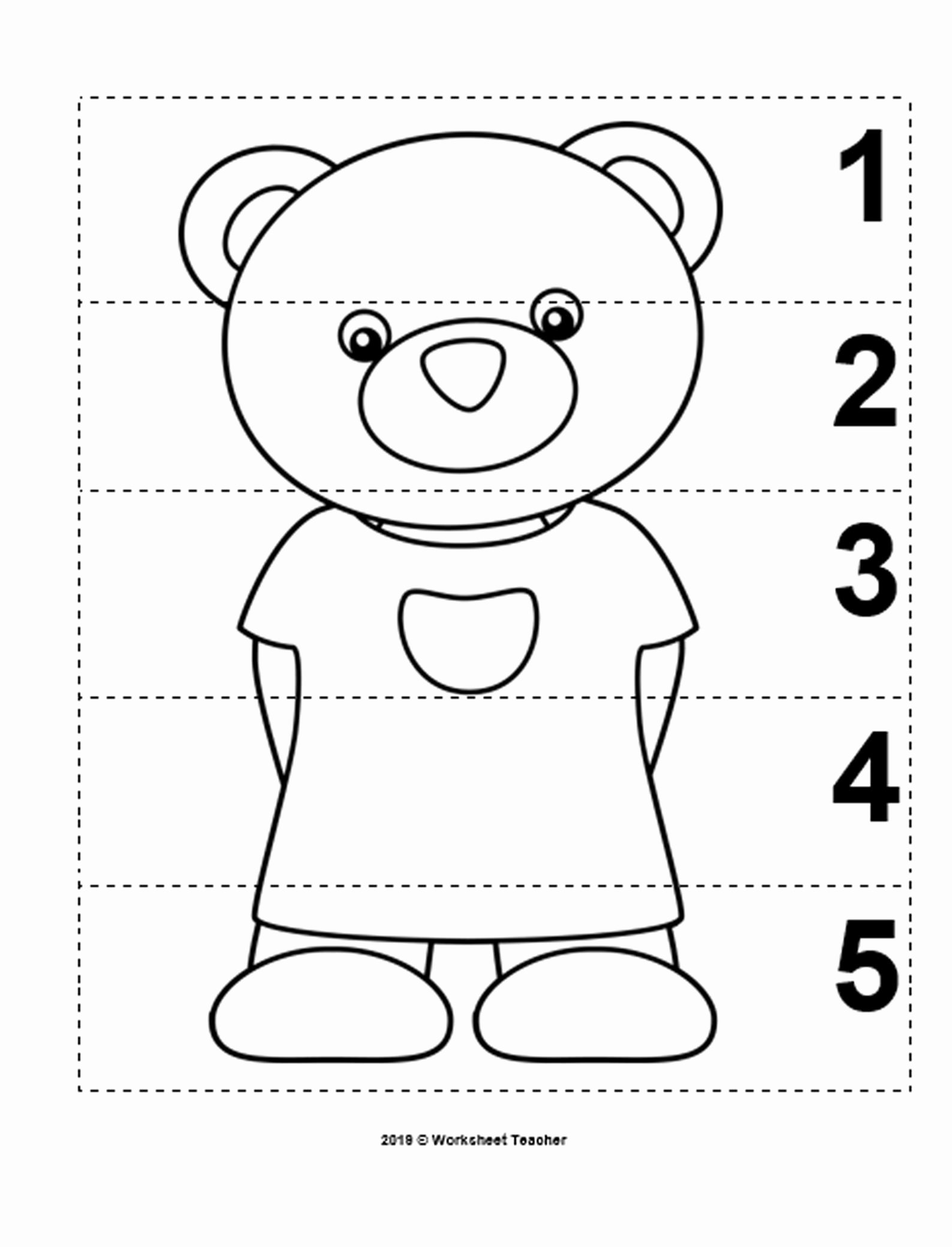 Goldilocks and the Three Bears Worksheets for Preschoolers Free 10 Goldilocks and the Three Bears Preschool Curriculum